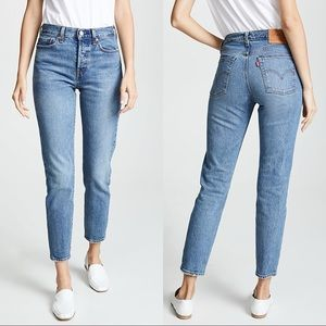Levi's | Wedgie High Rise Jeans